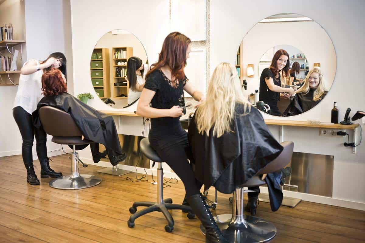 Aprire salone parrucchiere
